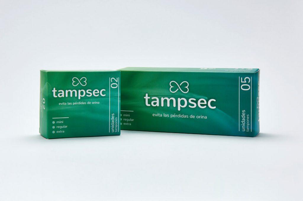 tampones de incontinencia urinaria femenina